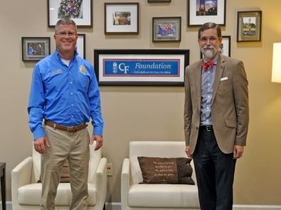 State Attorney Presents Personal Gift to Patriot Fund