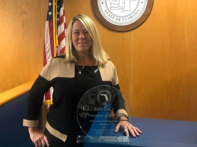 Assistant State Attorney Erin Corcoran Daly Named Prosecutor of the Year